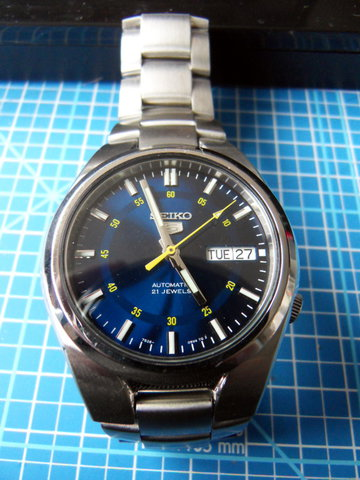 super popular 872bd a4a12 Show off your Seiko 5 - Page 59